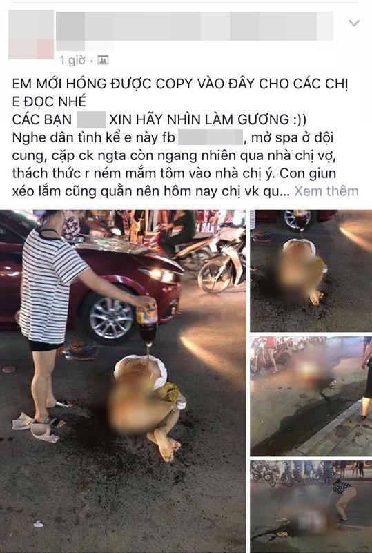 đánh ghen tại Thanh Hóa