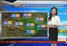 Xuân Anh làm MC của VTV