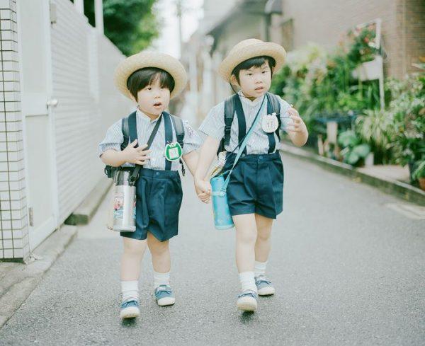 Cách dạy con của người Nhật trong đời sống