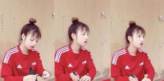Nữ cầu thủ U19 Việt Nam làm điên đảo cộng đồng mạng với ảnh chụp trộm thu hút