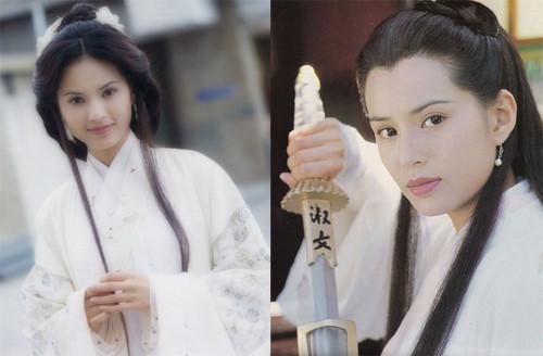 Lý Nhược Đồng thành danh từ phim võ hiệp Kim Dung