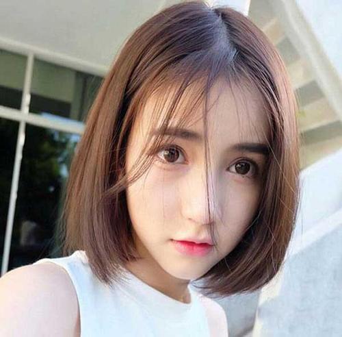 Các kiểu tóc ngắn đẹp cho nữ
