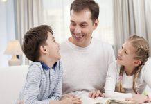 Những câu bố mẹ nên nói để nuôi dạy con hàng ngày