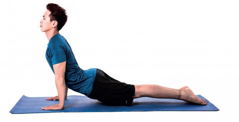 Các bài tập yoga giảm mỡ bụng cho vòng 2 săn chắc cân đối