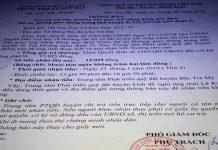 Vụ thưởng 15 nghìn đồng ở Quảng Nam là đúng quy định