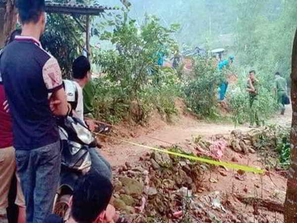 Hé lộ nguyên nhân chồng giết vợ rồi ném xác xuống giếng phi tang