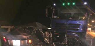 Tai nạn giao thông ở hầm Hải Vân khiến 5 người trong một gia đình thương vong