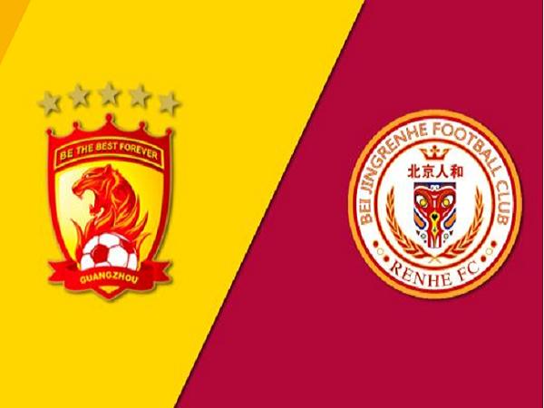 Dự đoán Guangzhou Evergrande vs Beijing Renhe, 18h35 ngày 29/05