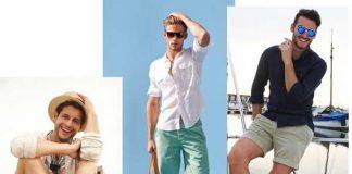 Thời trang đi biển tuyệt đẹp dành cho nam giới