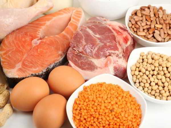 Các thực phẩm giàu protein tốt cho sức khỏe