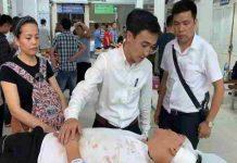 3 người thiệt mạng khi xe đi tình nguyện đâm vào vách núi