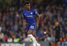 Chelsea gia hạn hợp đồng vớisao trẻ Hudson-Odoi