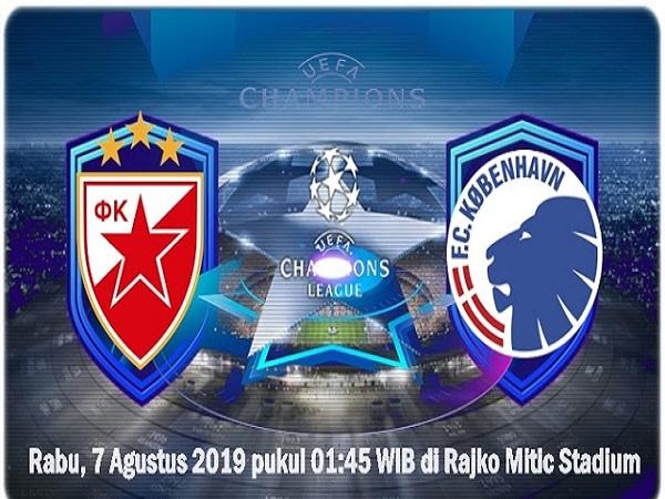 Nhận định Crvena Zvezda vs FC Copenhagen, 1h45 ngày 7/08