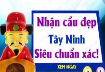 Phân tích kết quả xổ số Tây Ninh ngày 22/08 chuẩn xác