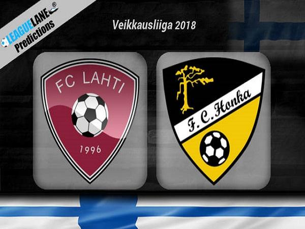 Nhận định Lahti vs Honka, 22h30 ngày 19/08