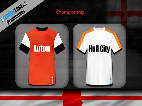 Nhận định kèo Luton vs Hull City, 21h00 ngày 21/09