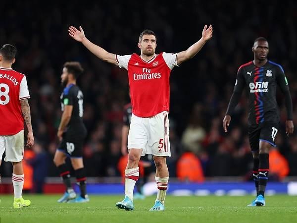 5 điểm nhấn quan trọng sau trận Arsenal 2-2 Crystal Palace