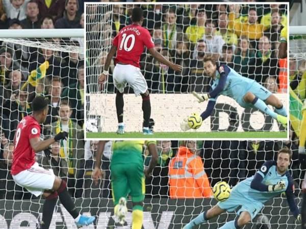 Man Utd vùi dập Norwich bằng cách nào?