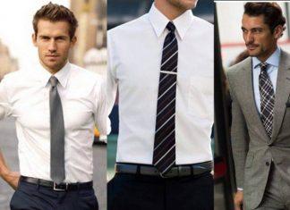 Cà vạt là một phụ kiện không thể thiếu đối với cánh mày râu