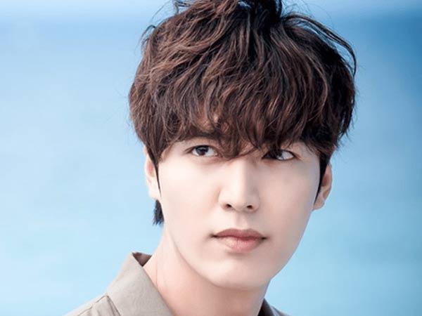 Kiểu tóc xoăn nam tự nhiên của diễn viên Lee MinHo