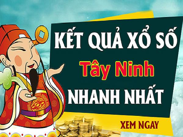 Soi cầu XS Tây Ninh chính xác thứ 5 ngày 14/11/2019