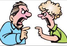 Mơ thấy cãi nhau - Giải mộng thấy cãi nhau mang ý nghĩa gì