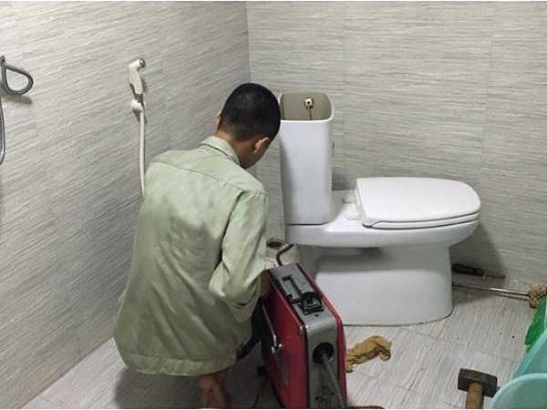 Thông nhà vệ sinh tại Long Biên mang đến hiệu quả