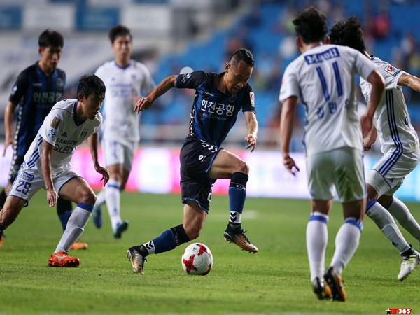 Dự đoán Suwon Bluewings vs Incheon United, 14h30 ngày 23/5