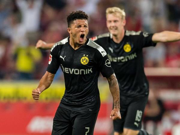 Tin bóng đá Đức 16/6: HLV Dortmund lường trước khả năng mất Sancho và Hakimi