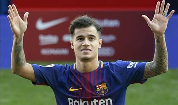 Arsenal nắm lợi thế trong vụ chuyển nhượng Coutinho