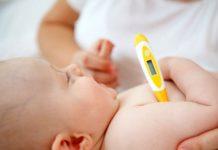 Nhiệt độ trẻ sơ sinh bao nhiêu là sốt?