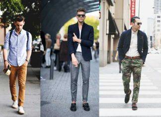 Làm mới phong cách thời trang nam