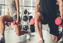 Động tác lunge dễ thực hiện, phù hợp cả nam lẫn nữ