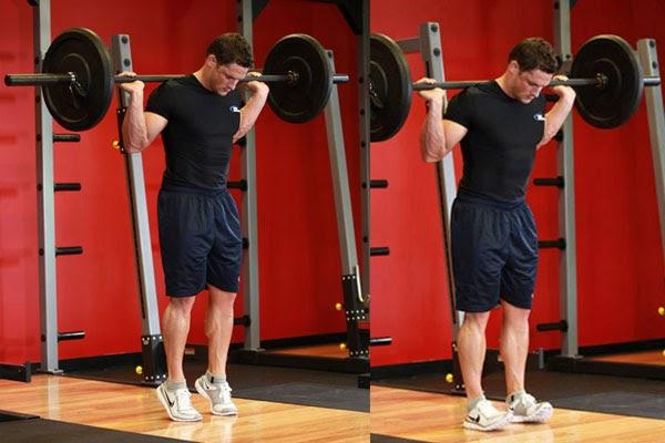 Tương tự động tác Standing Calf Raise nhưng nâng cấp hơn