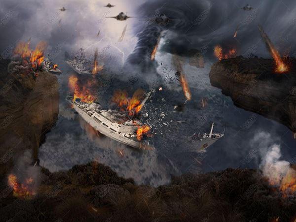 Nằm mơ thấy chiến tranh đánh con gì phát tài phát lộc?