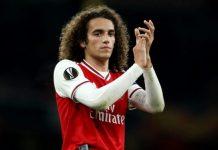 Tin Arsenal 25/9: Matteo Guendouzi đề đạt mong muốn ra đi