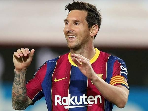 Tin bóng đá sáng 16/10: Messi không còn ám ảnh bởi bàn thắng