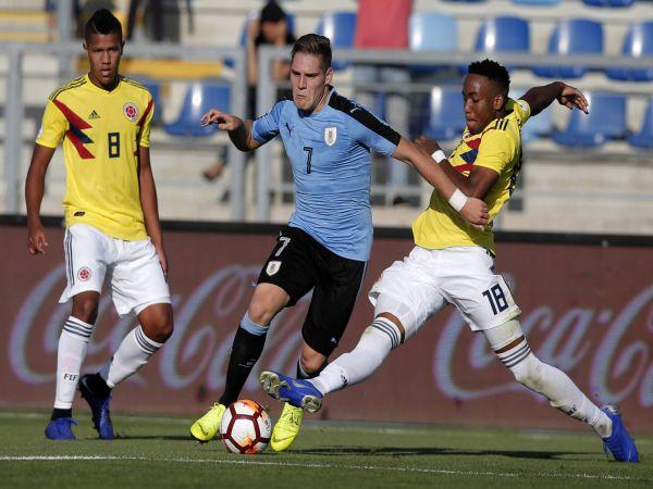 Soi kèo Colombia vs Uruguay, 03h30 ngày 14/11 - Vòng loại World Cup