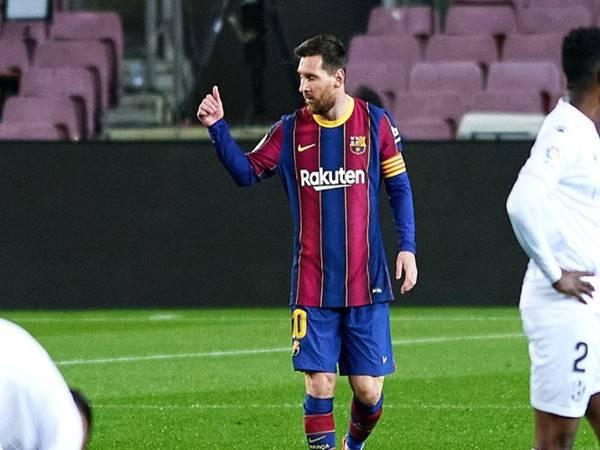 Tin thể thao 16/3: Messi giúp Barca thắng vùi dập đối thủ Huesca