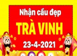 Dự đoán xổ số Trà Vinh 23/4/2021