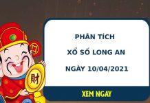 Phân tích kết quả XS Long An ngày 10/04/2021