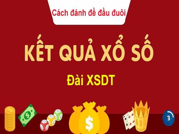 Thống kê những cách đánh đề đầu đuôi XSDT chính xác