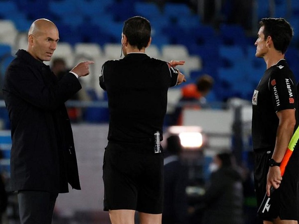 Tin thể thao sáng 10/5: Zidane nổi giận với trọng tài