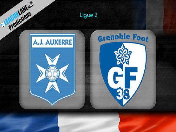 Soi kèo Auxerre vs Grenoble – 01h45 03/08/2021, Hạng 2 Pháp