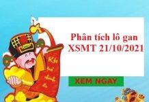 Phân tích lô gan KQXSMT 21/10/2021